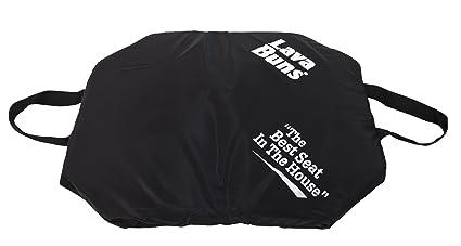 Amazon.com: Lava Buns Portable cojín para asiento con ...