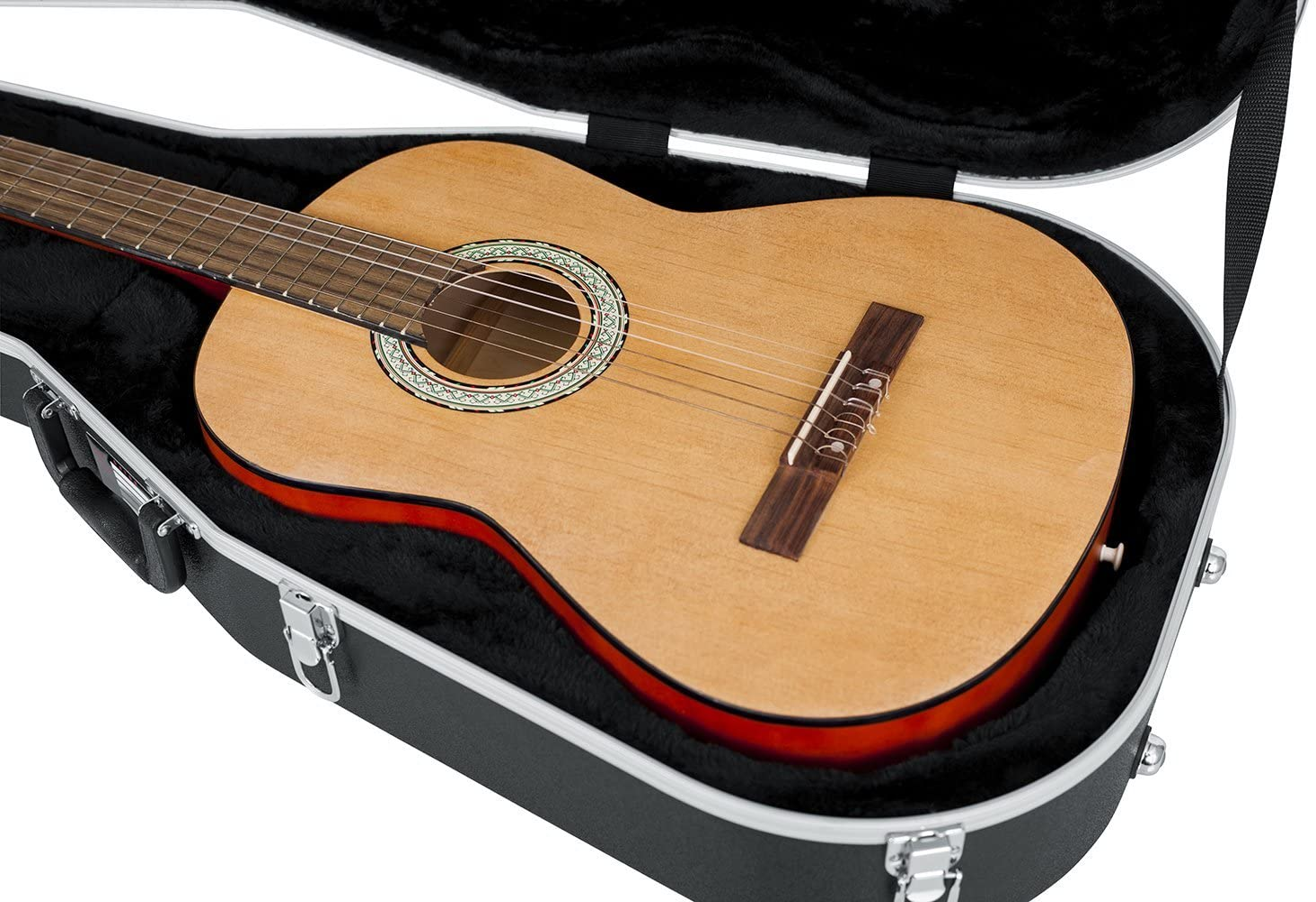Gator GC-Classic estuche para guitarra Medidas Internas, Guitarra ...