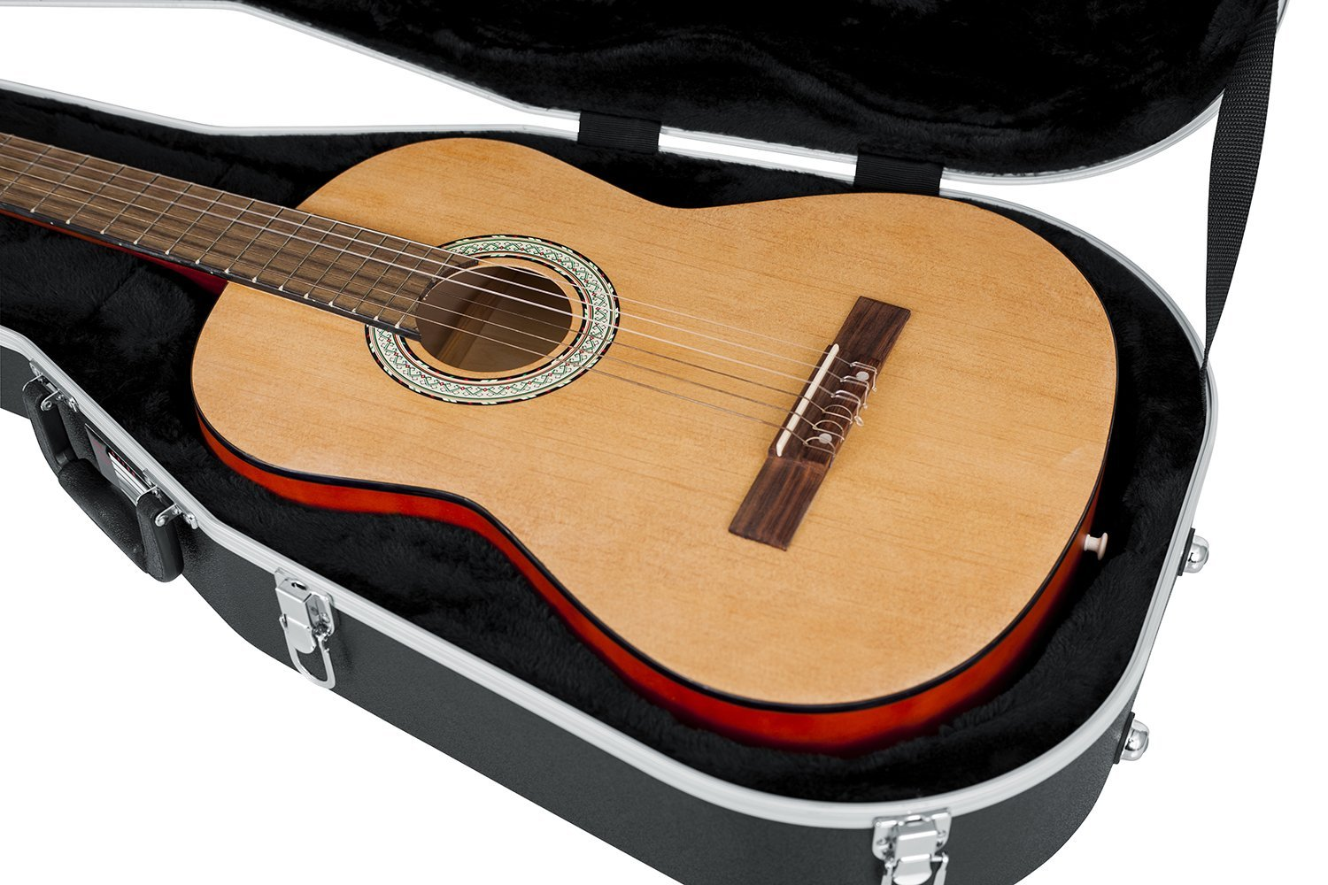 Gator Cases Deluxe ABS Classical Guitar Case (Plastic) by Gator (Image #4)