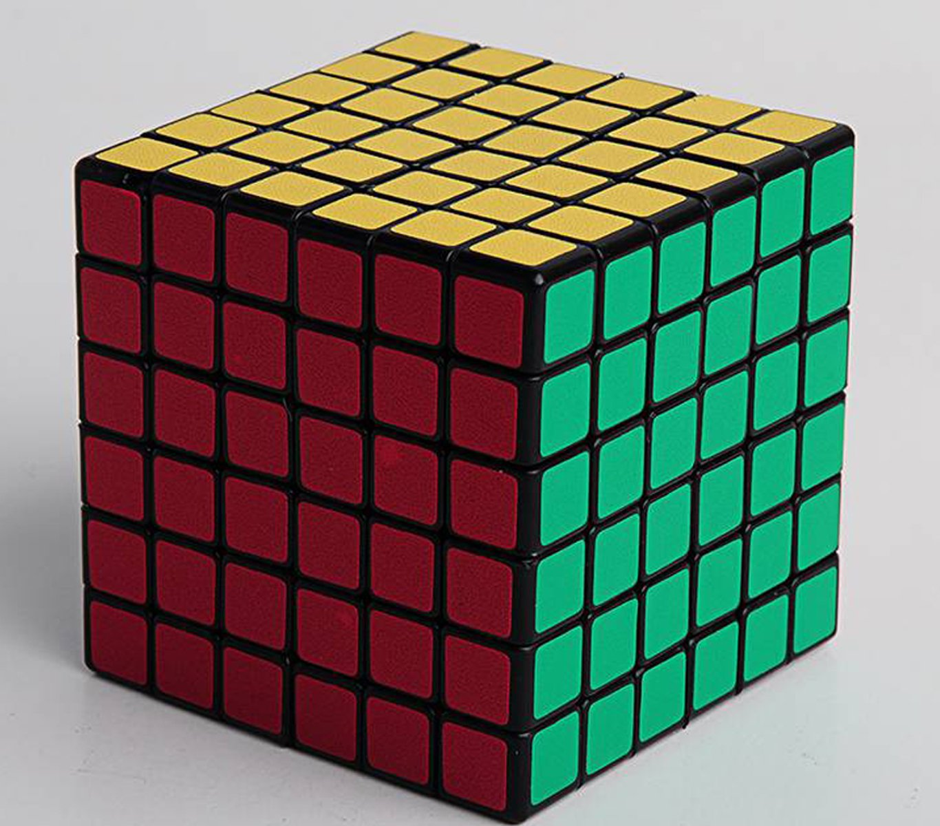 7x7x7 GT Magic Speed Puzzle Cube X Brain Teaser Jeu Jouets