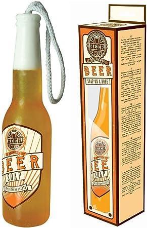 Funice – Vaso de cerveza el jabón en una cuerda marca nuevo en una caja, Gran regalo divertido: Amazon.es: Hogar