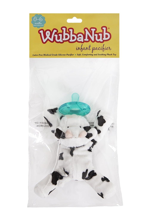 Amazon.com: Wubbanub Edición Limitada infantil Chupete, Vaca ...