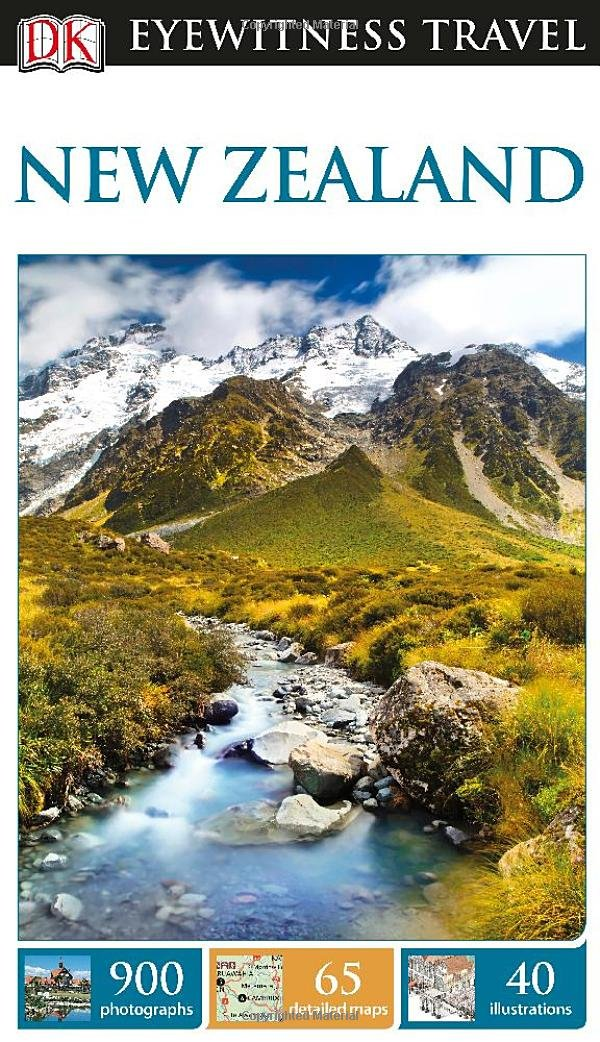 Dk eyewitness travel guide: new zealand: dk: 0790778011499: books.
