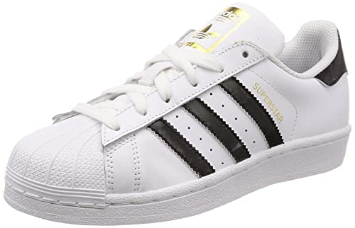5e94adcefe8 Amazon.com | adidas Men's Superstar, Cloud White/CORE Black/Gold Metallic |  Fashion Sneakers