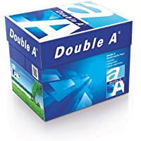 Double A Photocopy A4 Size 80GSM Paper - 5 Ream, White