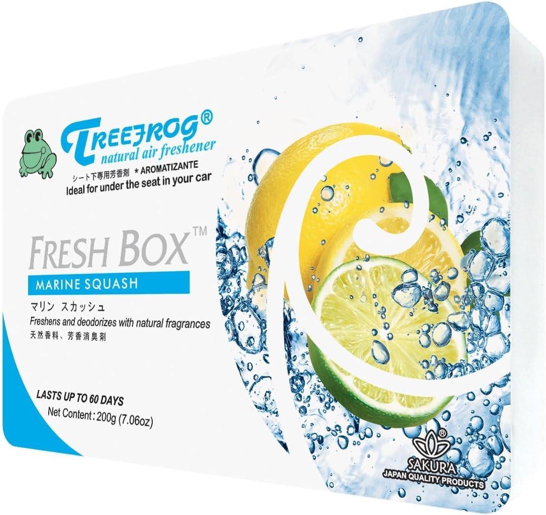 Treefrog Natural Air Freshener, Marine Squash Scent