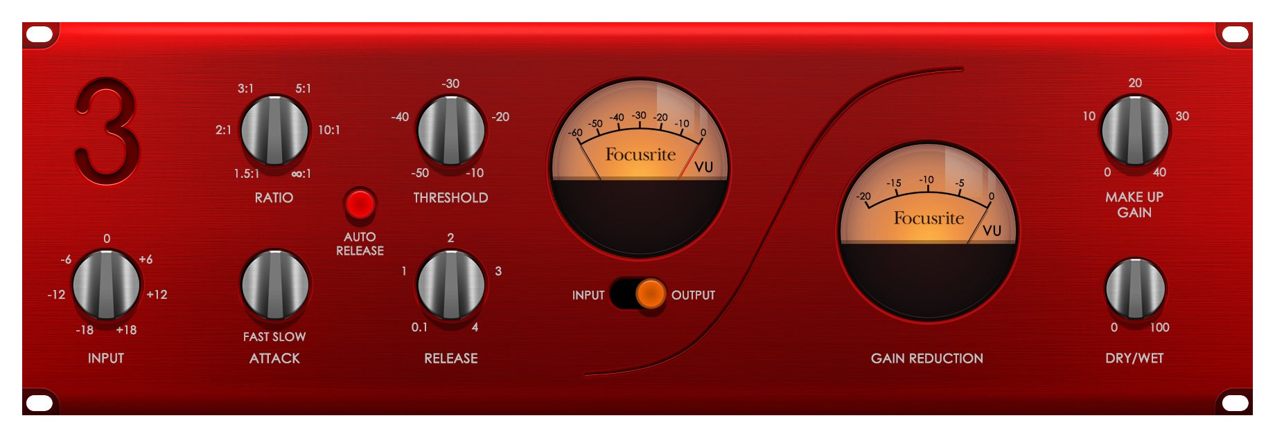 Focusrite Saffire Pro 14 8 In / 6 Out FireWire Audio Interface with 2 Focusrite Mic Preamps