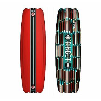 2016 Shinn pinbot Rojo Tabla de Kitesurf Talla:138x42