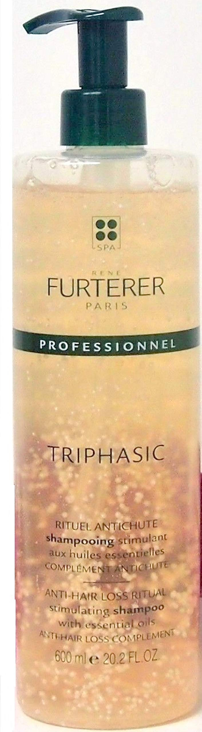 Anti Hair Loss Triphasic Stimulating Shampoo 20.2 Oz 600 ml