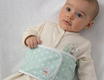 Manta electrica gases bebe