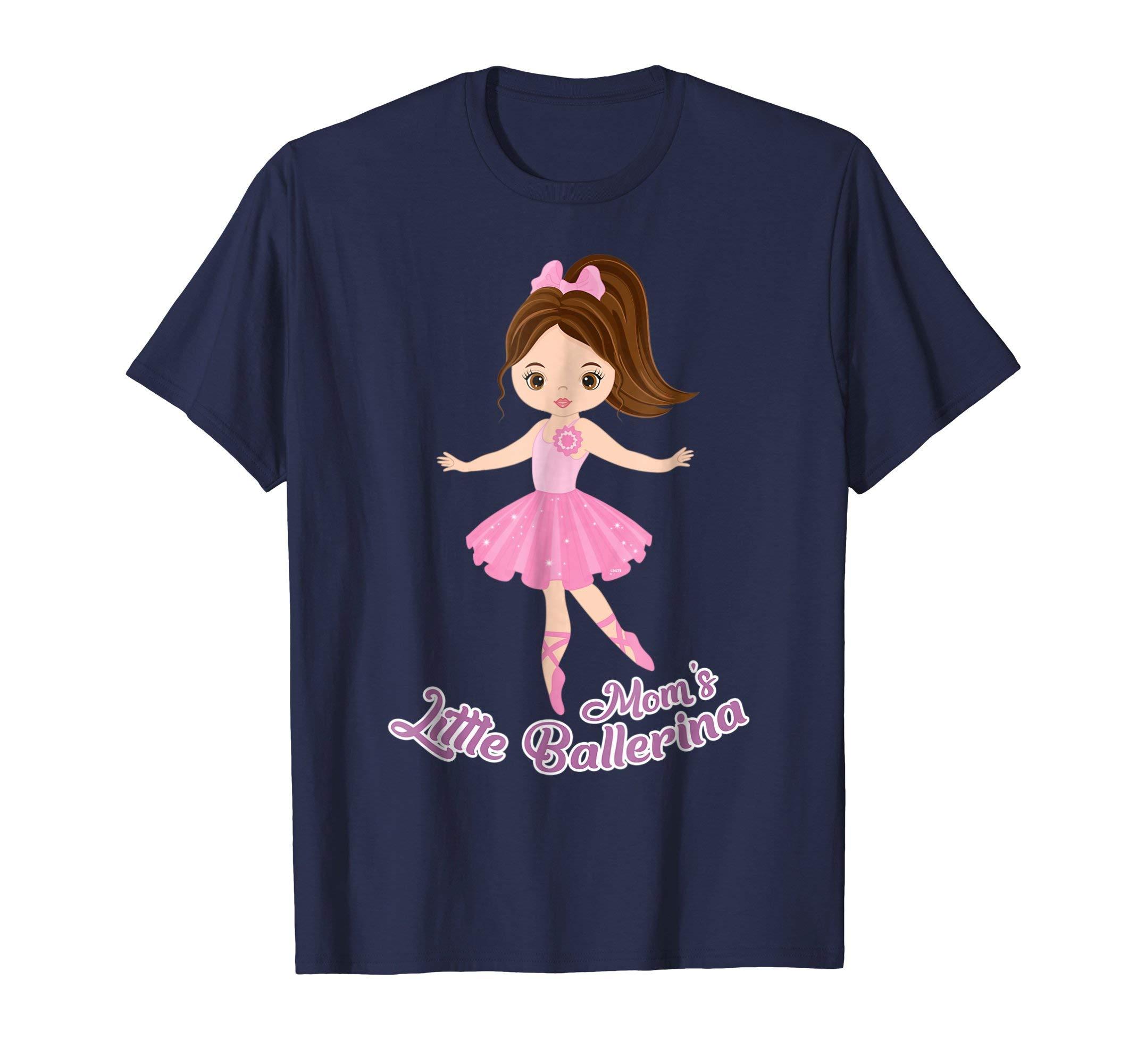 Moms-Little-Ballerina-Dancing-Shirt-Ballet-Gifts-T-Shirt