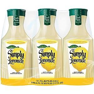 Simply Lemonade, 3 pk./52 oz..