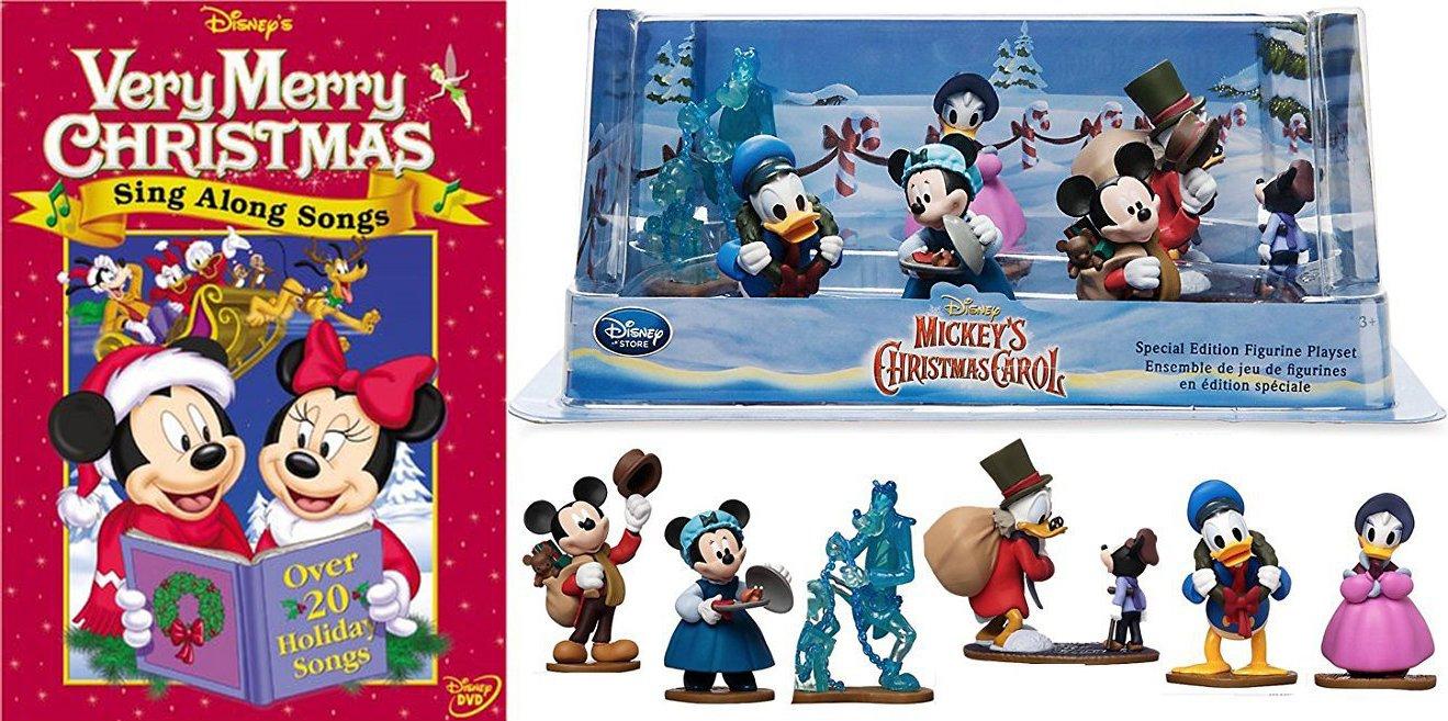Disney Sing Along Songs Very Merry Christmas Songs.Amazon Com Disney Holiday Disney S Sing Along Songs Very