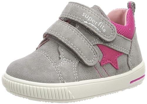 Superfit Baby M/ädchen Moppy Sneaker