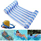 Premium Swimming Pool Float Hammock, Comfortable Inflatable Swimming Pool Lounger, Portable Water Hammock Lounge For Adults and Kids