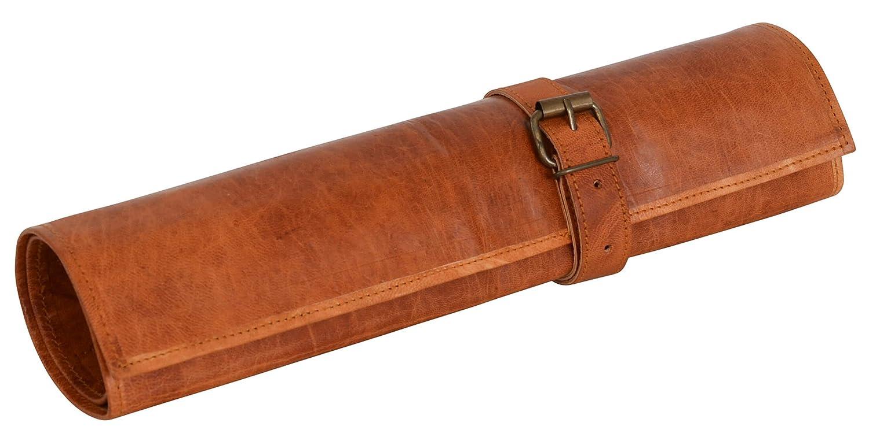 Gusti Leder Nature U0027u0027Jaceu0027u0027 Werkzeugtasche Werkzeugrolltasche Werkzeugmappe  Werkzeuge Rolltasche Malutensilien Hülle Ledertasche Näh Und Strickzubehör  ...