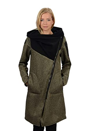 big sale 0b1d2 23c92 Stayer Langer Damen-Mantel Jacke lang edel wasserabweisend ...