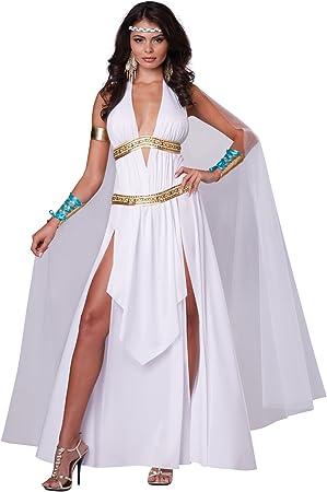 Disfraz Diosa divina mujer - S: Amazon.es: Juguetes y juegos