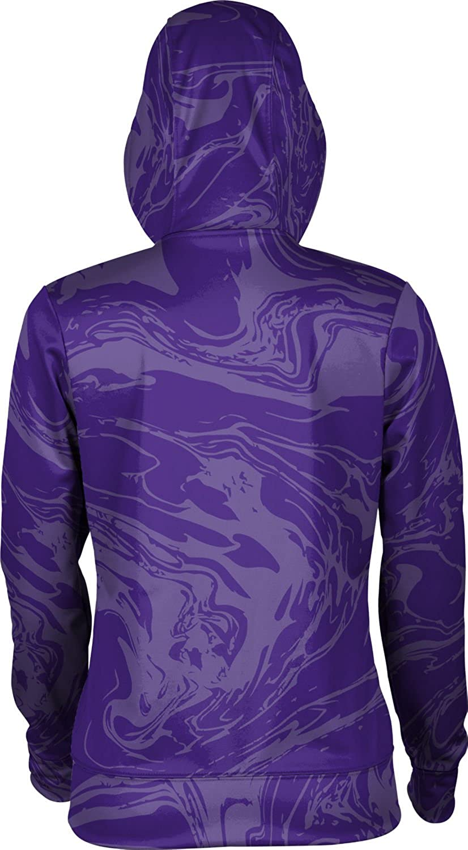 Ripple School Spirit Sweatshirt University of North Alabama Girls Zipper Hoodie