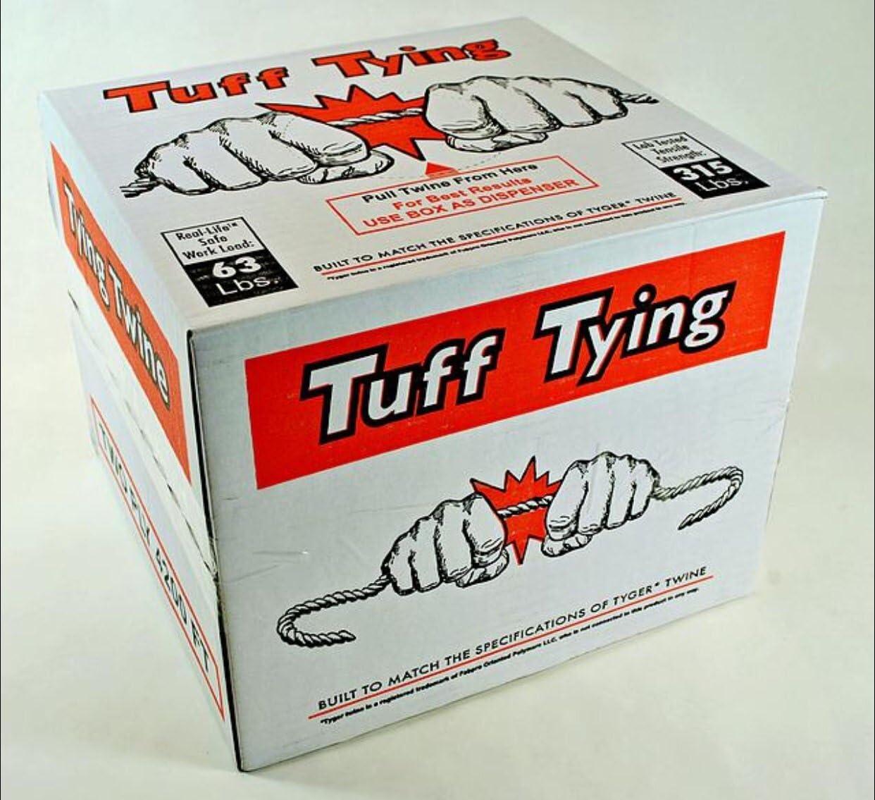 1 Ply Tyger Polypropylene Tying Twine 145 Lb Tensile 8,500 Ft.