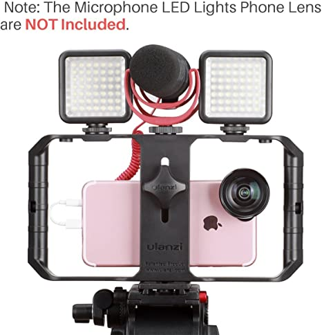 Ulanzi U Rig Pro Smartphone Video Rig, iPhone Filmmaking, Funda ...