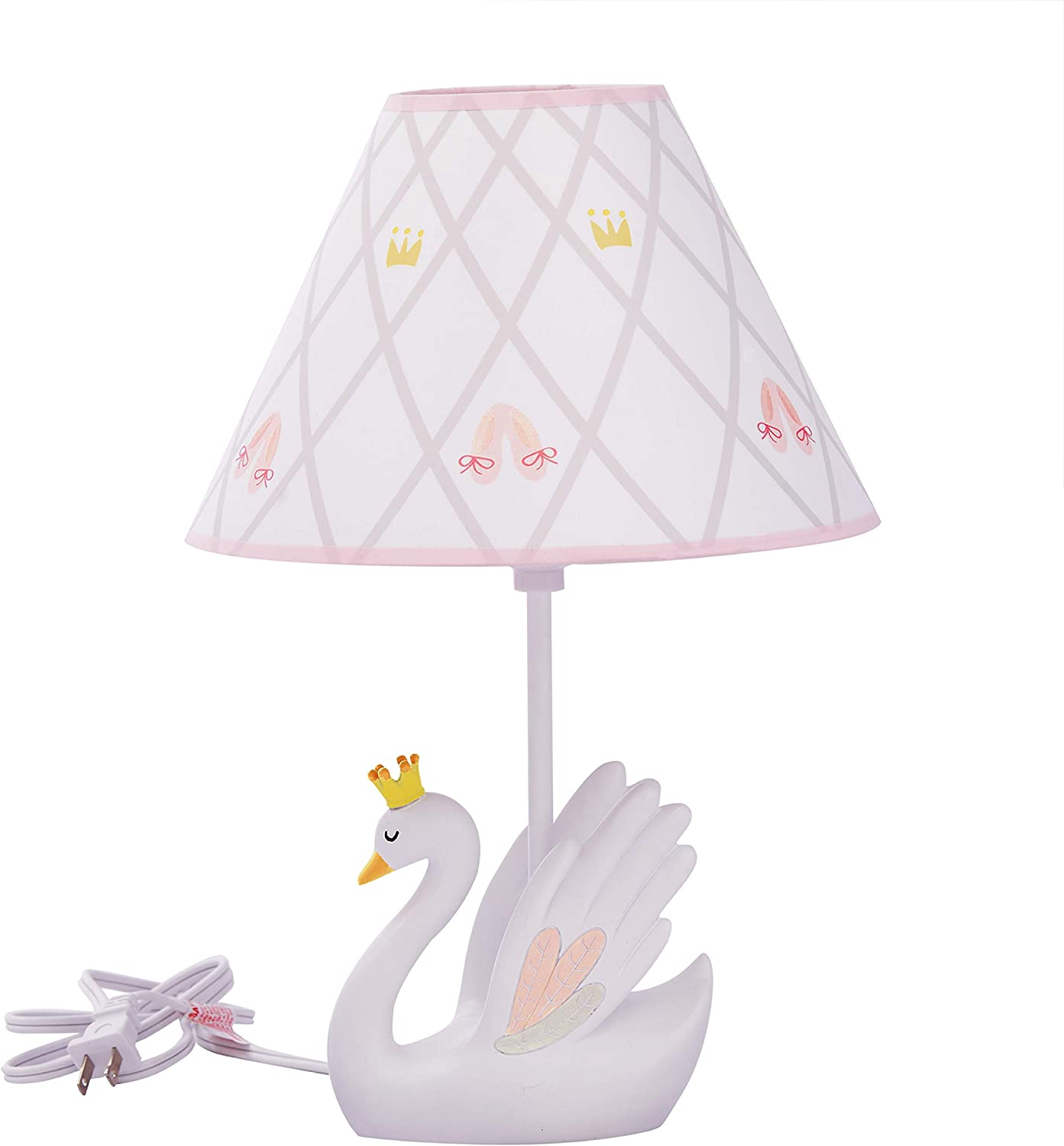 swan-lake-kids-table-lamp-with-hand-painted-designs