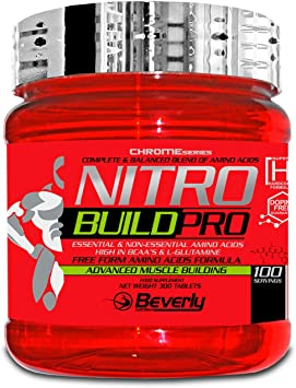 Beverly Nutrition Exclusive para ABSat40 Nitro Build Pro ...