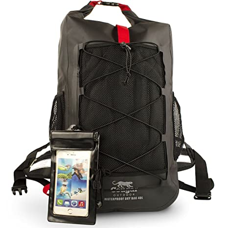 597ed0f15991 Amazon.com   Cougar OUTDOOR  Waterman  Waterproof Backpack