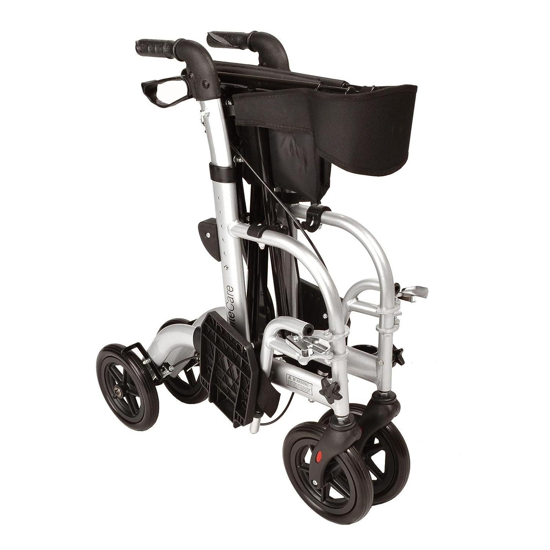 Amazon.com: Elite Care híbrido 2 en 1 andador rollator ...
