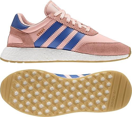 281076803e783 adidas - Zapatillas de Tela para Mujer Rosa Rosa