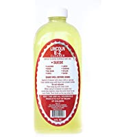 Lincoln E-Z Cleaner Suede Nubuck Satin Leather Nylon Fabric Shoe Cleaner 8 oz.