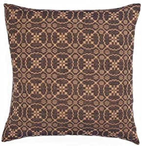 Home Collection by Raghu Marshfield Jacquard Pillow Cover, 18