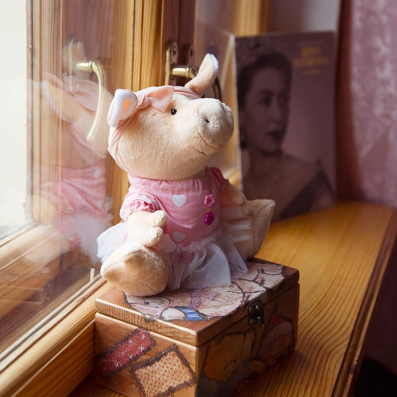 Sunny Bunny Soft Hypoallergenic Childrens Toy Handmade Pig Rosy