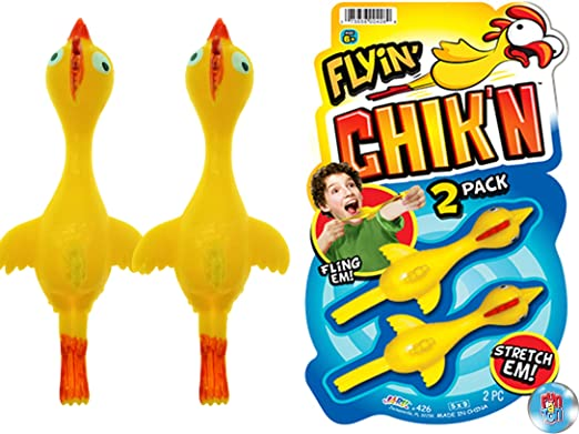 Stretchy Slingshot Dino Shot Shooter Toy Dinosaurs Fun Kid Children Party Filler