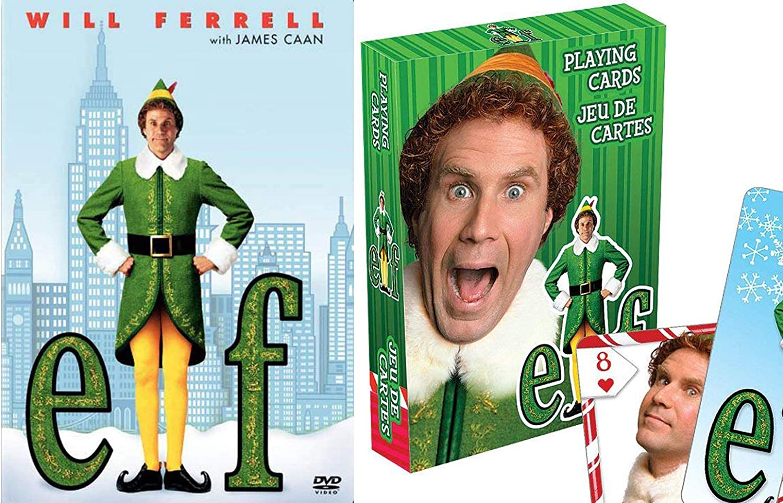 Amazon Com Double Elves Spirited Christmas Elf Dvd Movie