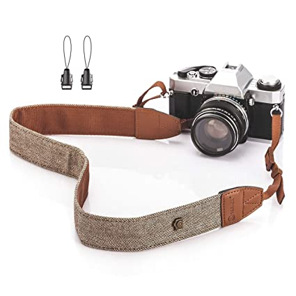 Binocular Cases & Accessories Cameras & Photo Universal Camera/binocular Shoulder Neck Strap N E W Elegant And Sturdy Package