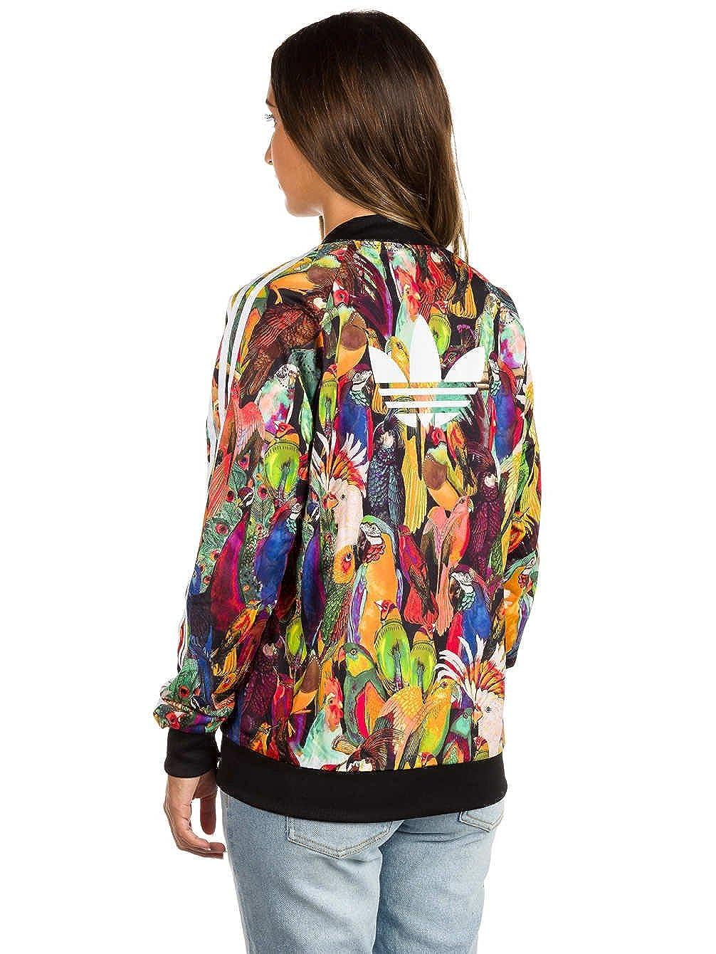 adidas Passaredo TT W veste de survêtement multicolor FR 36