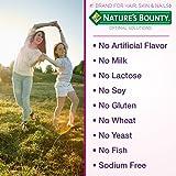 Nature's Bounty Vitamin Biotin Optimal Solutions