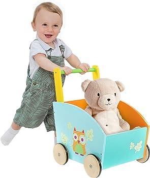 Best Walker and Toy Storage