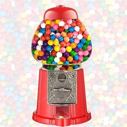 Dispensador de Gumball Máquina juguete con Bubble Gum parte bolsa Kids Fun – por que funcionan
