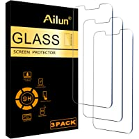 Ailun Glass Screen Protector Compatible for iPhone 13 Pro Max [6.7 Inch Display] 2021, 3 Pack Case Friendly Tempered…