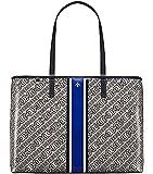 Tory Burch Gemini Link Bias Tote Purse Shoulder Bag PC Laptop Work School Travel