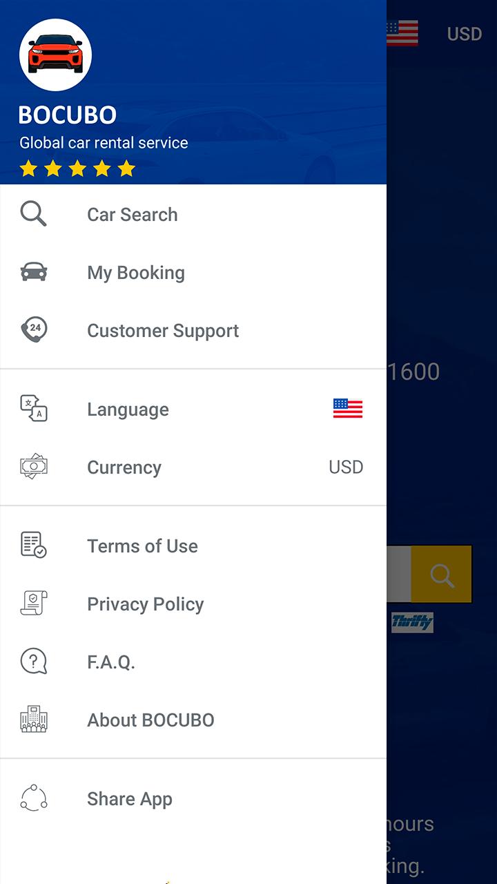 Bocubo: Alquiler de Coches: Amazon.es: Appstore para Android