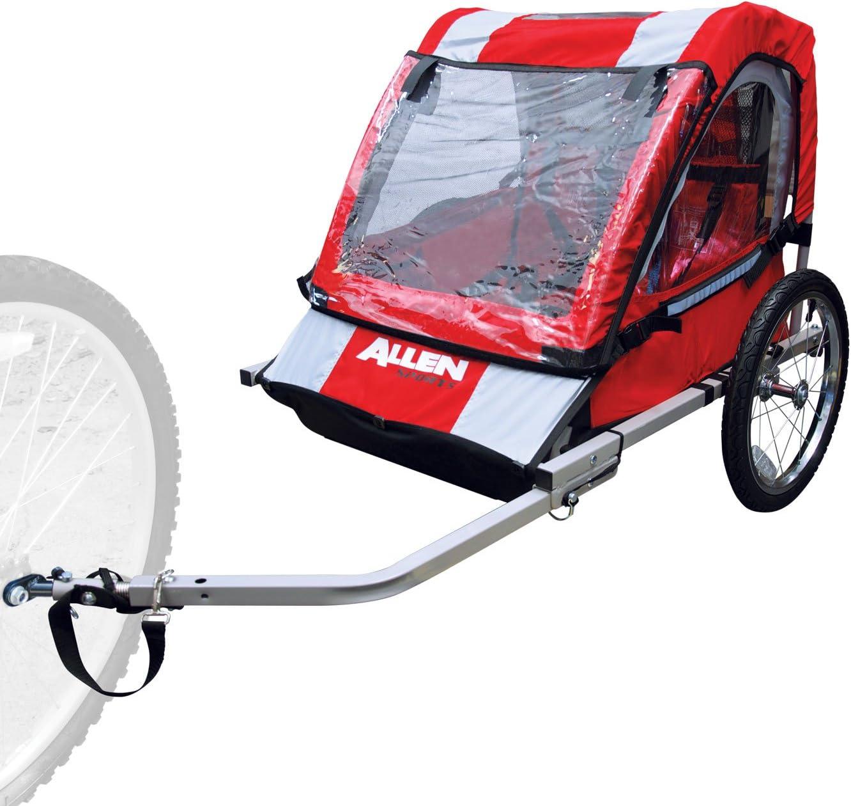 best bike trailer for kids: Allen Sports Deluxe Steel Child Trailers