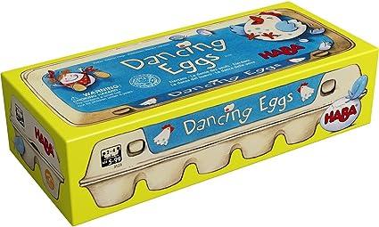 Dancing Eggs Bouncing Egg Dexterity Game