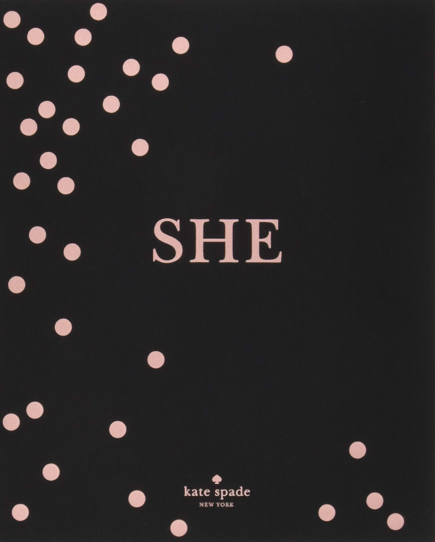 kate spade new york: SHE: muses, visionaries and madcap heroines by ABRAMS