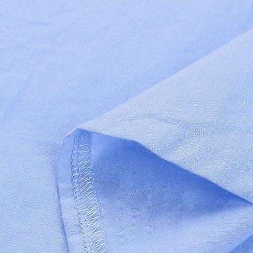 e37de4814631 ABsoar Blusen Damen Baumwolle Leinen Shirts Oberteile Frauen Solid ...