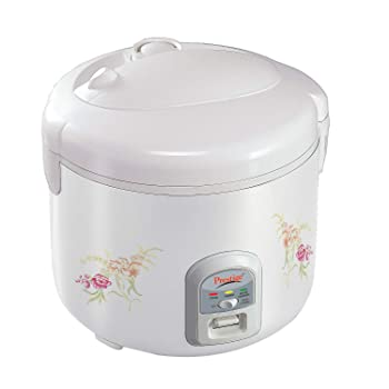Prestige PRWCS 2.2 900-Watt Electric Rice Cooker