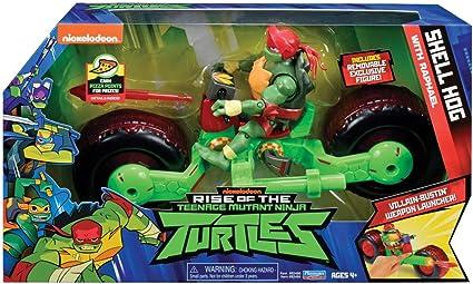 Amazon.com: Turtles The Rise of The Teenage Mutant Ninja ...
