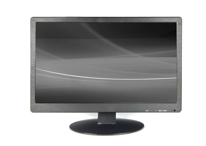 Clase de eficiencia energ/ética A 21,5/LED Monitor para vigilancia Dise/ñado para 24//7/de Funcionamiento por 1/y Salida BNC VGA y HDMI de Entrada S MAX. 1080P Full HD bsmon21/B